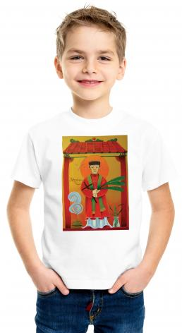 Youth T-shirt - St. Andrew Dung-Lac by M. McGrath