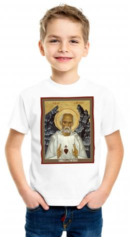 Youth T-shirt - Bl. Charles de Foucauld by R. Lentz