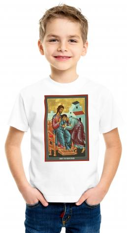 Youth T-shirt - Christ the Bridegroom by R. Lentz