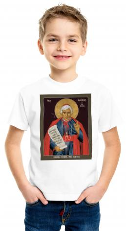 Youth T-shirt - Bl. John Henry Newman by R. Lentz