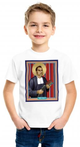Youth T-shirt - Br. James A. Miller, F.S.C. by R. Lentz