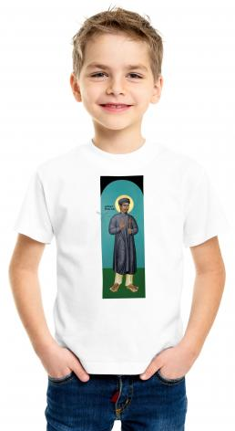 Youth T-shirt - St. Andrew Dung-Lac by R. Lentz