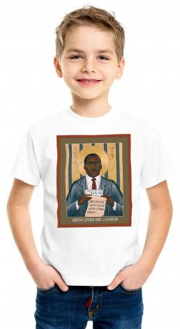 Youth T-shirt - Martin Luther King of Georgia by R. Lentz