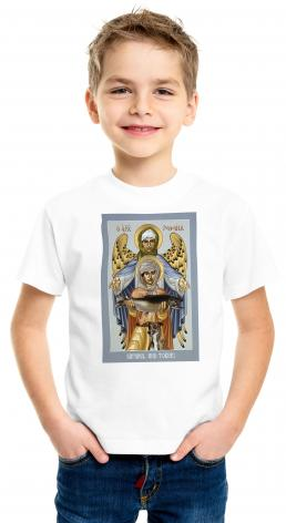 Youth T-shirt - St. Raphael and Tobias by R. Lentz
