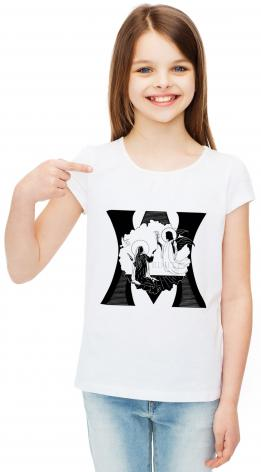 Youth T-shirt - Annunciation by D. Paulos