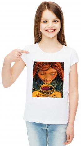 Youth T-shirt - Communion Cup by J. Lonneman