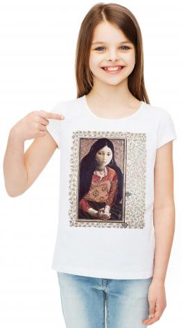 Youth T-shirt - The Daughter of Jairus by L. Glanzman