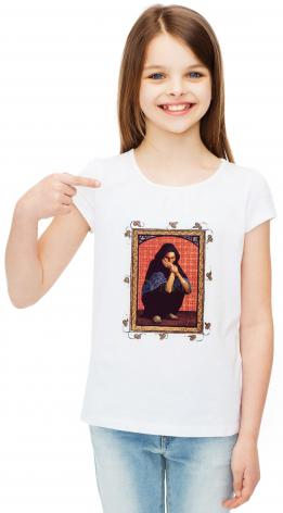 Youth T-shirt - Woman with a Hemorrhage by L. Glanzman