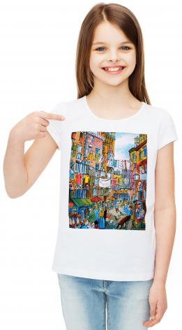 Youth T-shirt - Dorothy Day Lower Eastside by M. McGrath