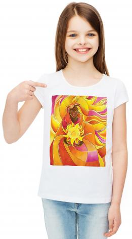Youth T-shirt - Mary, Our Lady of Light by M. McGrath
