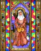 St. Catherine of Bologna by Brenda Nippert
