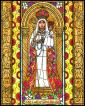 Wood Plaque - Our Lady of Good Success by B. Nippert